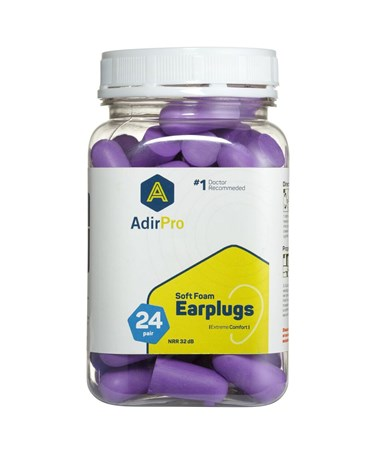 AdirPro Ultra Soft Ear Plugs ADI716-XX