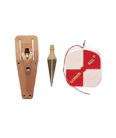 AdirPro 32 oz. Plumb Bob Kit ADI780-XX2