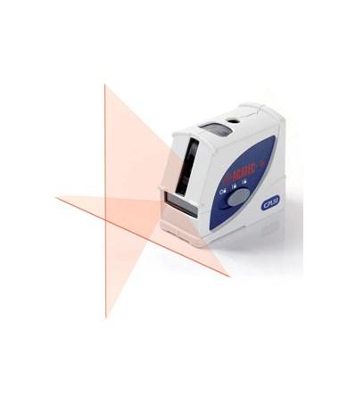 AGATEC CPL50 Self Leveling Cross Line Laser Level Kit 1-16705