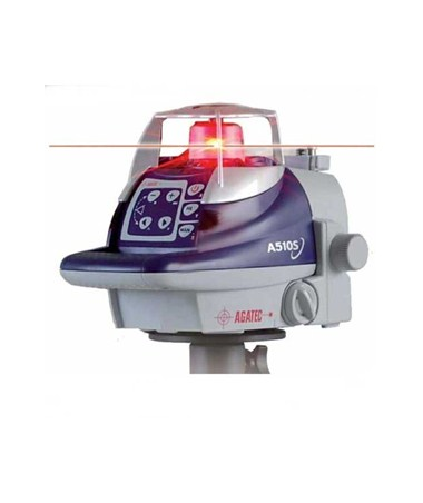 Agatec A510S Rotary Laser Level Red Laser Beam