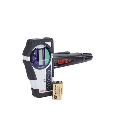 Agatec RCR500G Laser Detector and Clamp