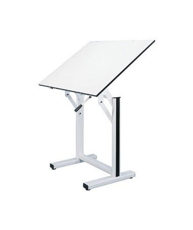 Alvin Ensign White Base Drafting Table EN42-4
