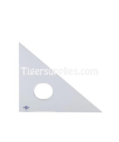 ALVIN® Professional Acrylic Triangles (30°/60° Fluorescent) ALV130F