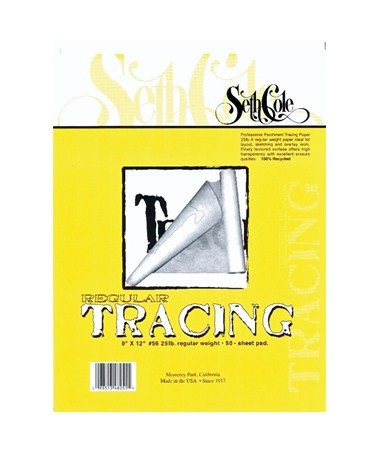 SETH COLE Tracing Papers 11 Lb. ALVSC561