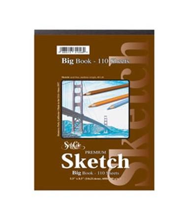 SKTCH BK PREM 5.5x8.5 110SHTSS SC920