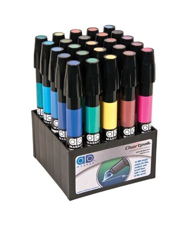 MARKER SET AD FLESHTONE 12PC FLT12
