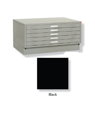 Archive Designs Museum 5 Drawer Steel Flat File 30x42 MTA46