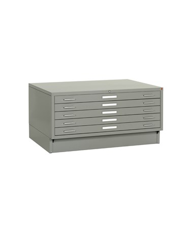 Archive Designs Museum 5 Drawer Steel Flat File 36x48 MTA53