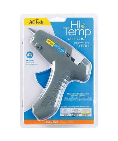 FULL SIZE HIGH TEMP GLUE GUN AT0397