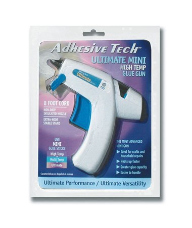 ADHESIVE TECH™ The Ultimate Mini Glue Gun AT0442