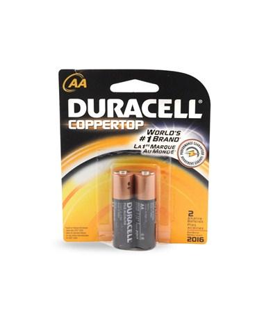 Duracell - AA Batteries (2-Pack) BATAA2DUR