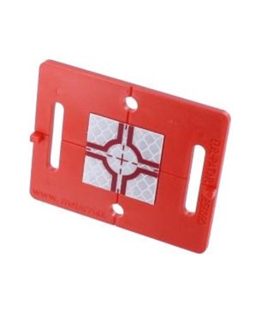 Berntsen Retro Reflective Survey Targets with Reflector RED BERRS50-