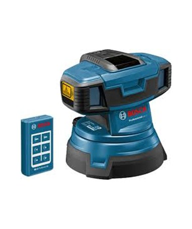 Bosch GSL 2 Surface Line Laser with Remote