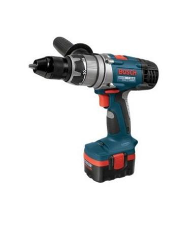 "Bosch 15614 14.4V Brute Tough 1/2"" Cordless BlueCore Hammer Drill/Driver BOS15614"