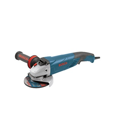 Bosch 1821 5″ Rat Tail Grinder w/Lock-on Switch  9.5 Amp BOS1821