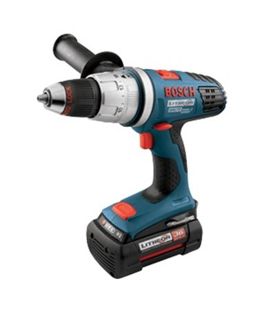 Bosch 18636-02 36V Brute Tough Lithium Ion Hammer Drill/Driver  with 2 Standard Batteries BOS18636-02