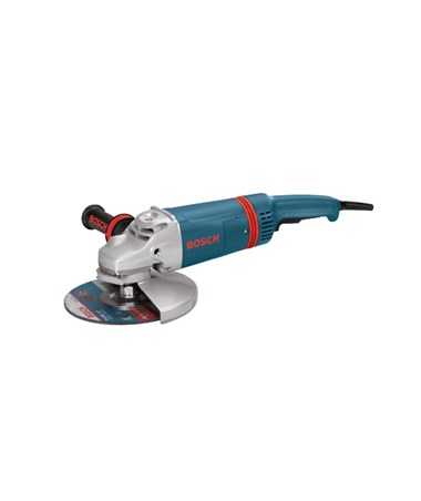 "Bosch 1893-6D  9"" 6,000 RPM Large Angle Grinder with No Lock-On BOS1893-6D"