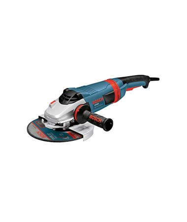 "Bosch1974-8D 7"" 8,500 RPM High Performance Large Angle Grinder  with No Lock-on BOS1974-8D"