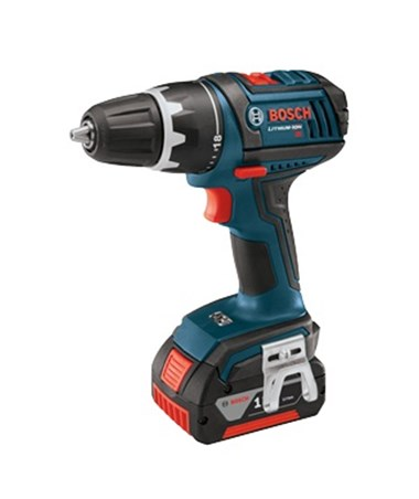 "Bosch DDS181-01 18V Cordless Compact Tough 1/2"" Drill/Driver BOSDDS181-01"