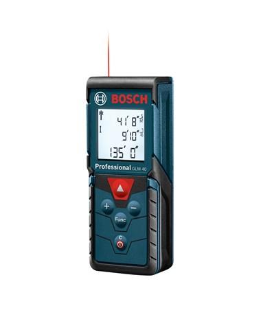 Bosch GLM 40 135' Laser Distance Meter 0601072912