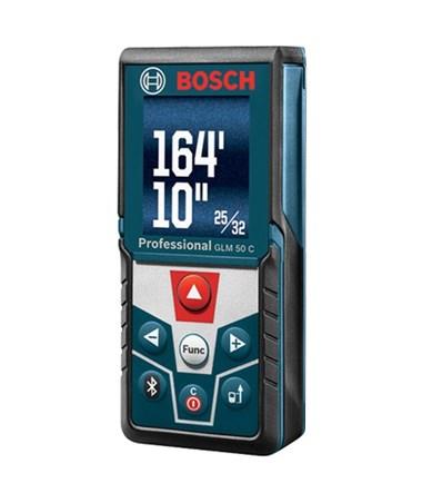 Bosch GLM 50 C 165' Laser Distance Measure BOSGLM50-C