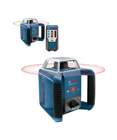 Bosch GRL400H Self-Leveling Rotary Laser