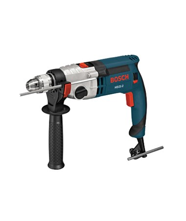 "Bosch HD21-2 1/2"" 2-Speed Corded Hammer Drill Kit BOSHD21-2"
