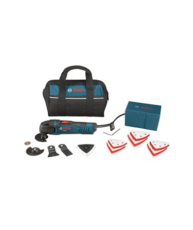 Bosch MX25EC-21 Multi-X Oscillating Tool Kit BOSMX25EC-21