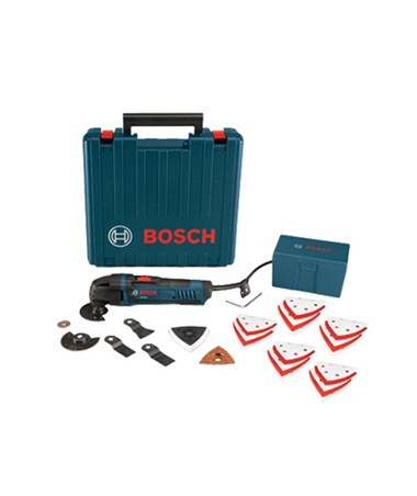 Bosch MX25EK-33 Multi-X Oscillating Tool Kit BOSMX25EK-33