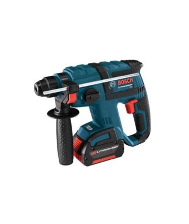 Bosch RHH180-01 18V SDS Plus Li-Ion Rotary Hammer Kit BOSRHH180-01