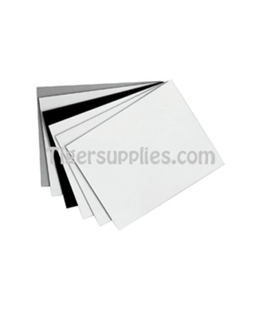 Photography Mat Boards Black and White Matte BW8100-200