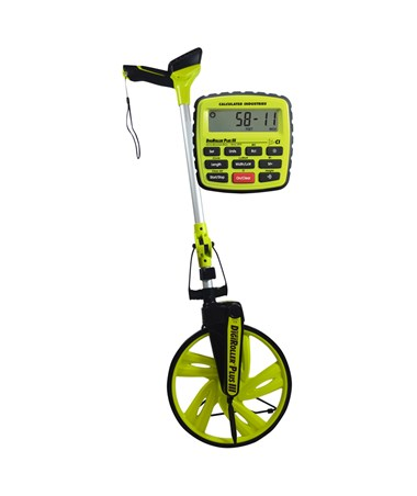 Calculated Industries DigiRoller Plus III Digital Measuring Wheel CAL6575