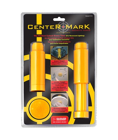 Calculated Industries Center Mark Magnetic Drywall Locator Tool CAL8110