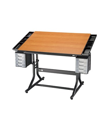 Alvin CraftMaster II Drafting Table CM48-3-WBR