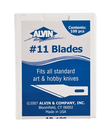 BLADES #11 5/CARD CRB-11