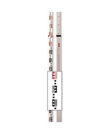 CST Berger 4 Meter Aluminum Grade Rod 06-804M