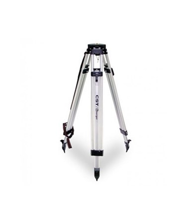 CST/berger Aluminum Tripod with Quick Clamps 60-ALQC120