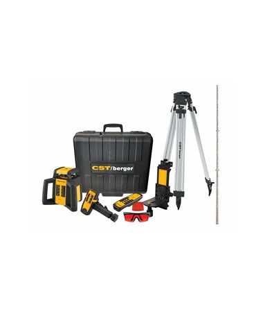 CST/berger Self Leveling Rotary Laser Level Kit CSTRL25HVCK