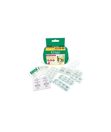 Curad Compact First Aid Kit CURFAK200
