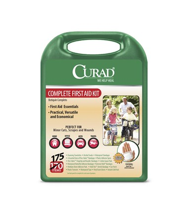 Curad Complete First Aid Kit CURFAK300