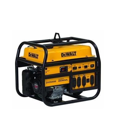 DeWalt 4,200 Watts Portable Generator PD422MHI005
