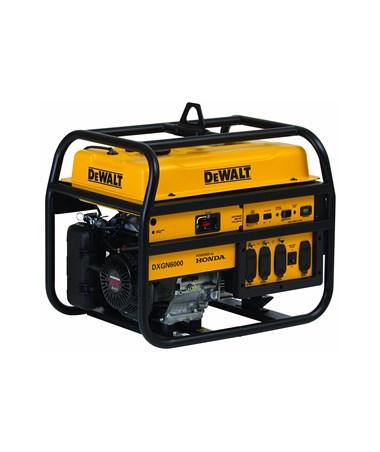 DeWalt 5,300 Watts Portable Generator PD532MHI005
