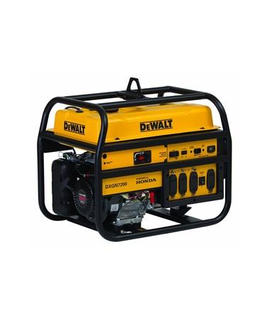 DeWalt 6,100 Watts Portable Generator PD612MHB005