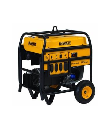 DeWalt 11,700 Watts Portable Generator PD123MHB008