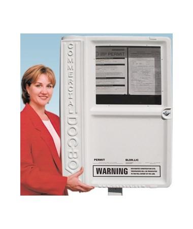 DHR Commercial Doc-Box Permit Box