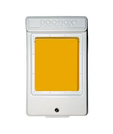 DHR Doc-Box2 Permit Box With Window & Lock