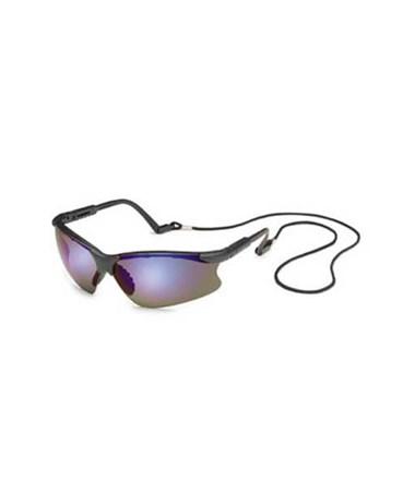 Eastern Metal  Scorpion Black Frame Safety Glasses EAS16GB80-