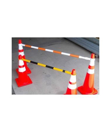 Eastern Metal Traffic Cone Bar EASCONEBAR-6-YB-