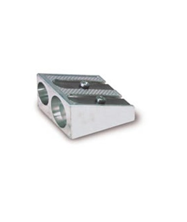 SHARPENR DBL HOLE WEDGE METAL EN020