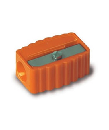 SHARPENER SNGL HOLE PLAS EN106
